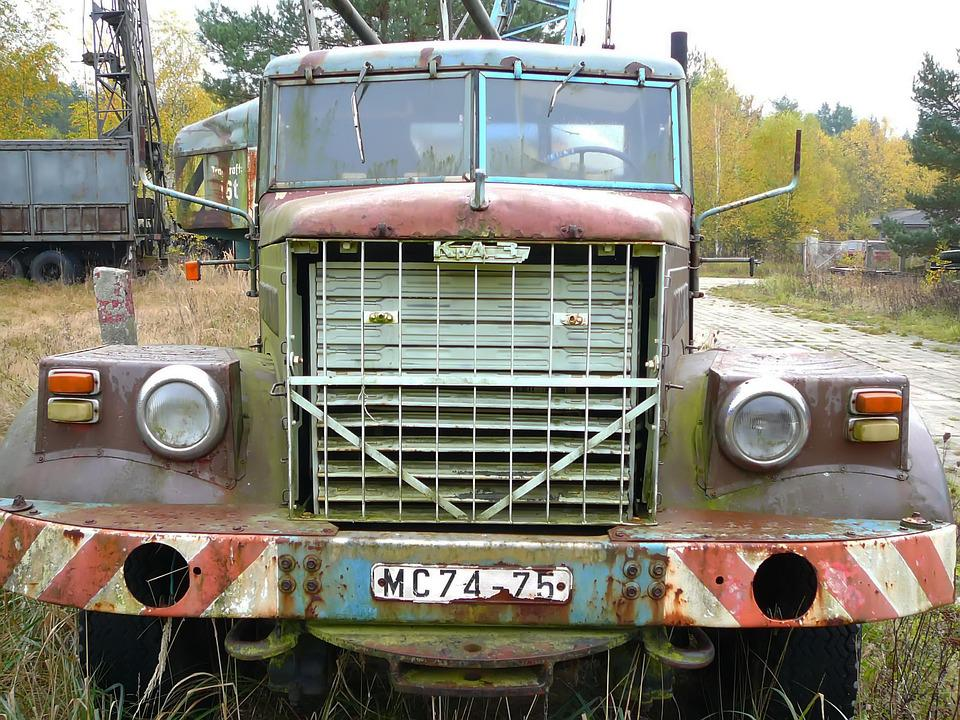 Truck, Old, Vehicle, Auto, Automotive, Oldtimer