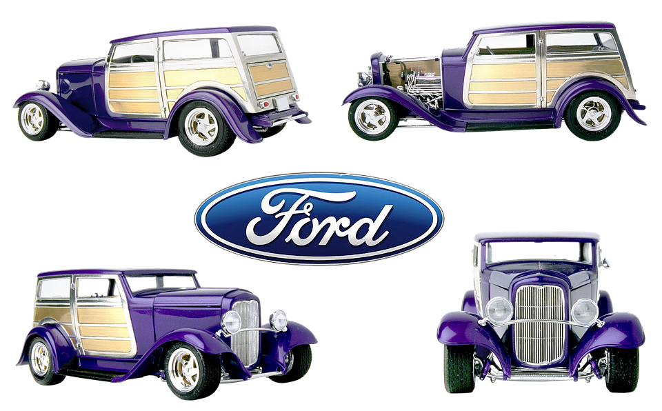 Free photo Oldtimer Car Ford Auto 1932 Ford Speed Wagon - Max Pixel