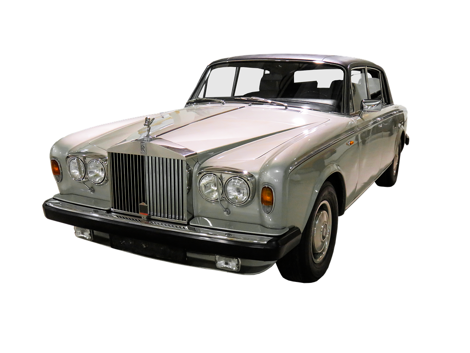 Traffic, Auto, Vehicle, Oldtimer, Rolls Royce, Drive