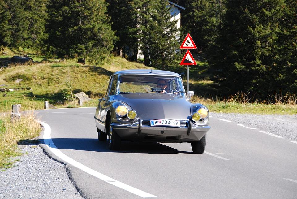Citroen, Oldtimer, Ds, Silvretta, Classic, Auto, Pkw