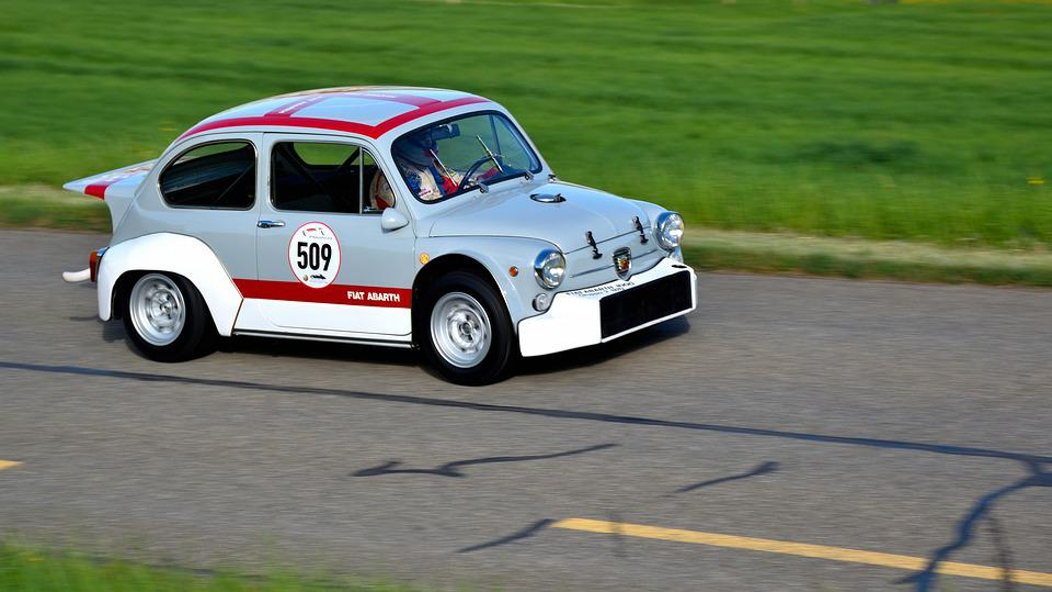 Racing Car, Hillclimb, Oldtimer, Racing