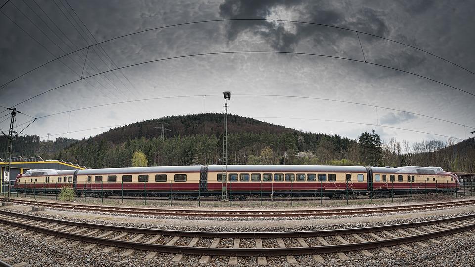 Tee, Trans-europe Express, Train, Legend, Oldtimer