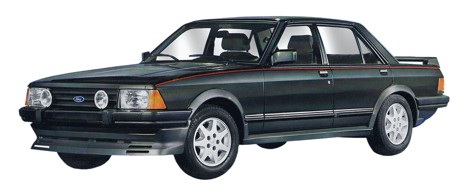 Ford Granada, 1977-1981, Pkw, Limousine, Oldtimer
