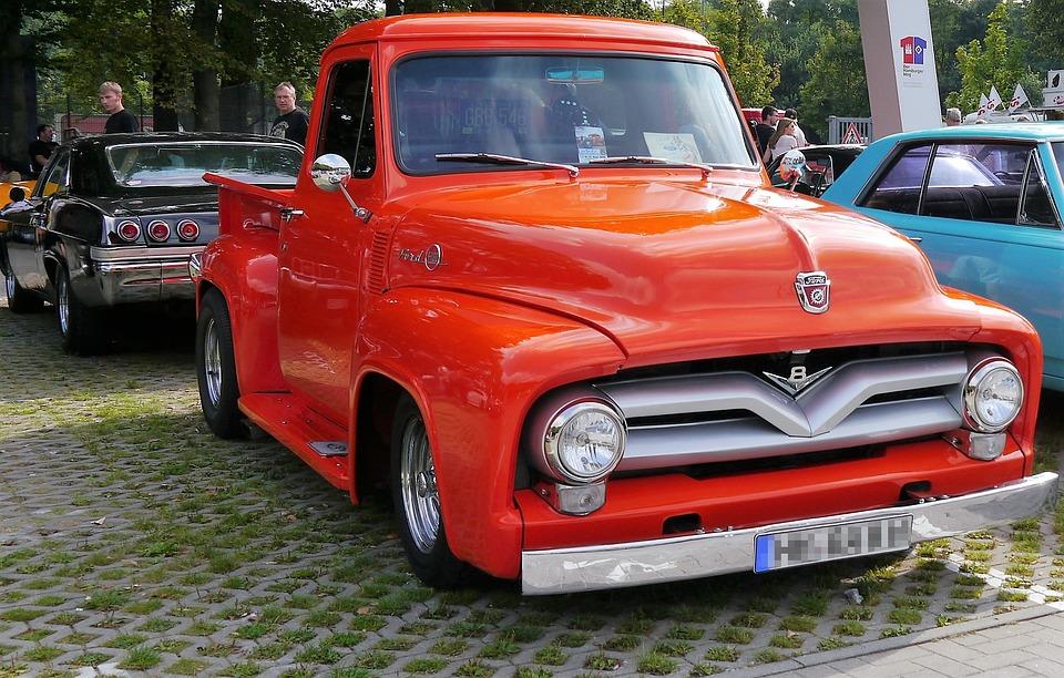Auto, Retro, Oldtimer, Usa, Old Cars, Vintage