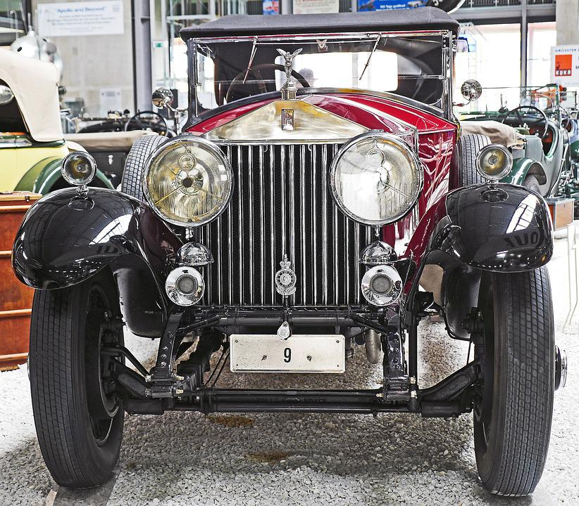 Rolls-royce, Oldtimer, 1926, Technik Museum Speyer