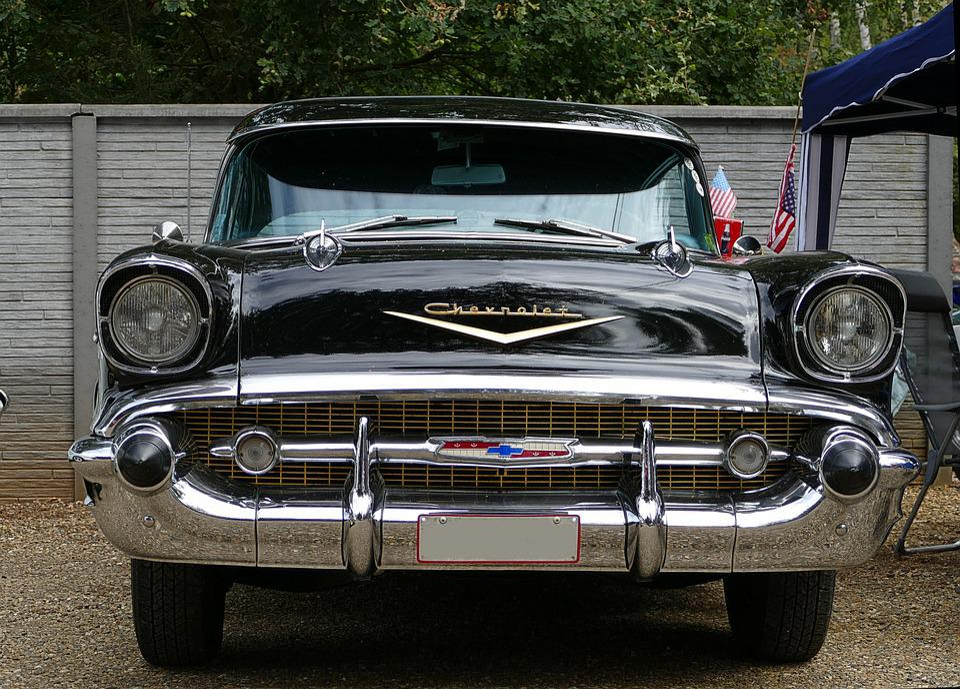 Oldtimer, Chevrolet, Car, Automotive, Classic, Vehicle