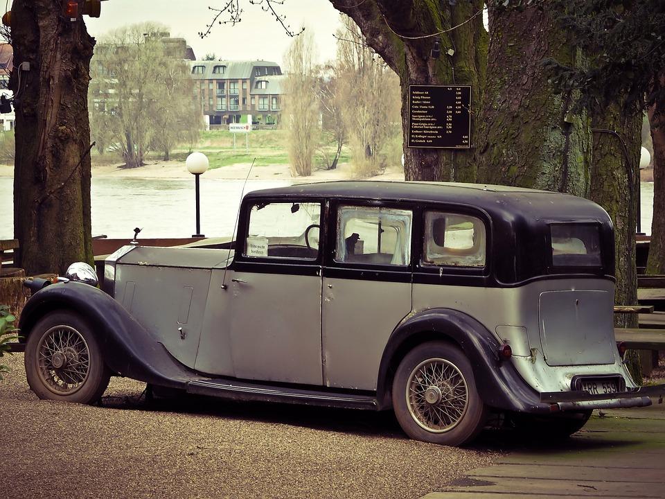 Rolls Royce, Auto, Automotive, Vehicle, Oldtimer