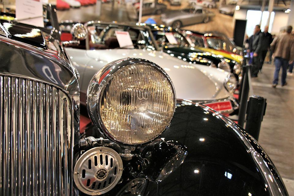 Oldtimer, Automotive, Classic, Vehicle, Vintage, Old