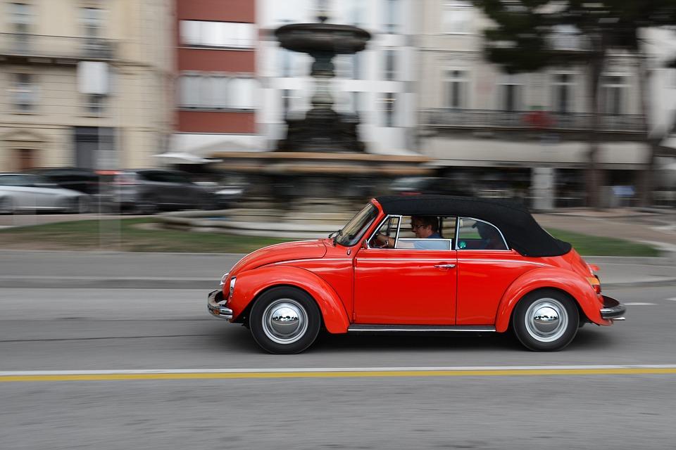 Vw, Vw Beetle, Auto, Oldtimer, Volkswagen, Beetle