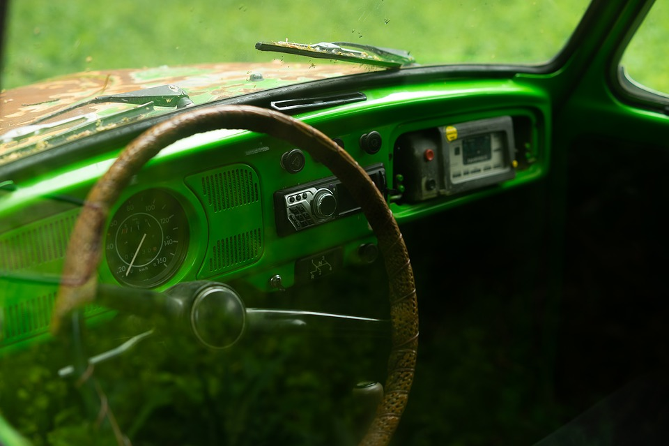 Auto, Technology, Vehicle, Oldtimer, Design, Old, Vw