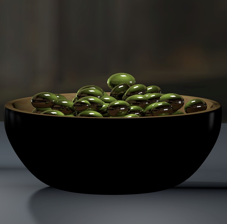 Olives, Shell, Green, Food, Healthy, Eat, Tasty