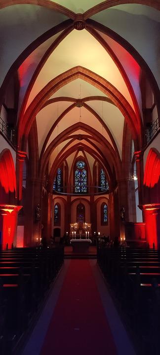 Stiftskirche, Ollegiate Church, Architecture, Church