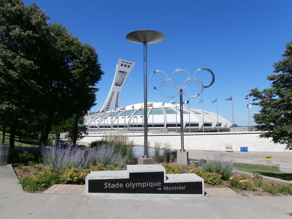 Montreal, Canada, Olympics Games, Olympia Stadium