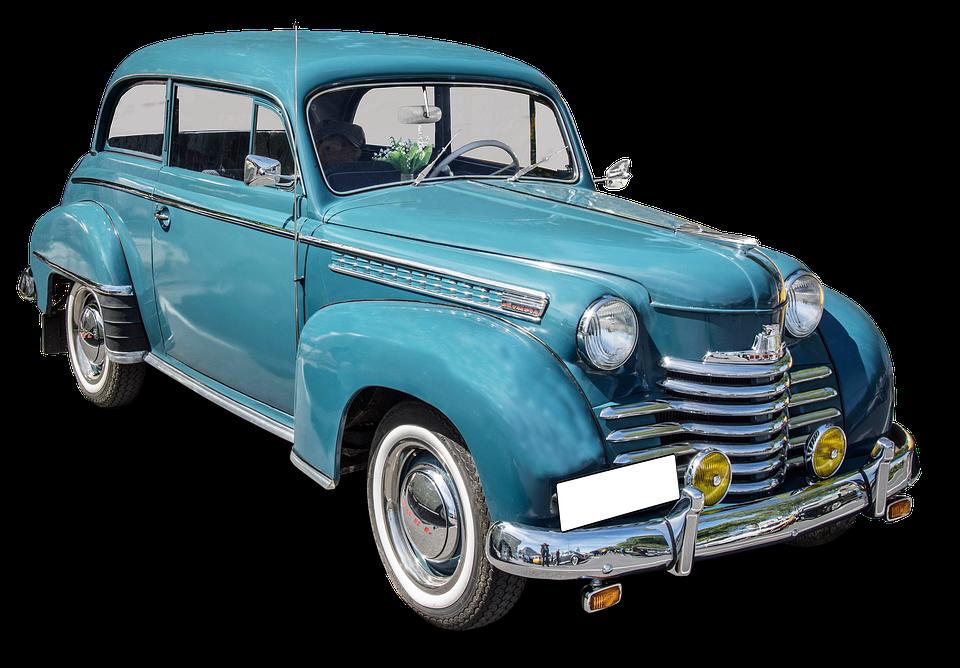 Opel, Olympia, Vintage 1951-1952 Vintage