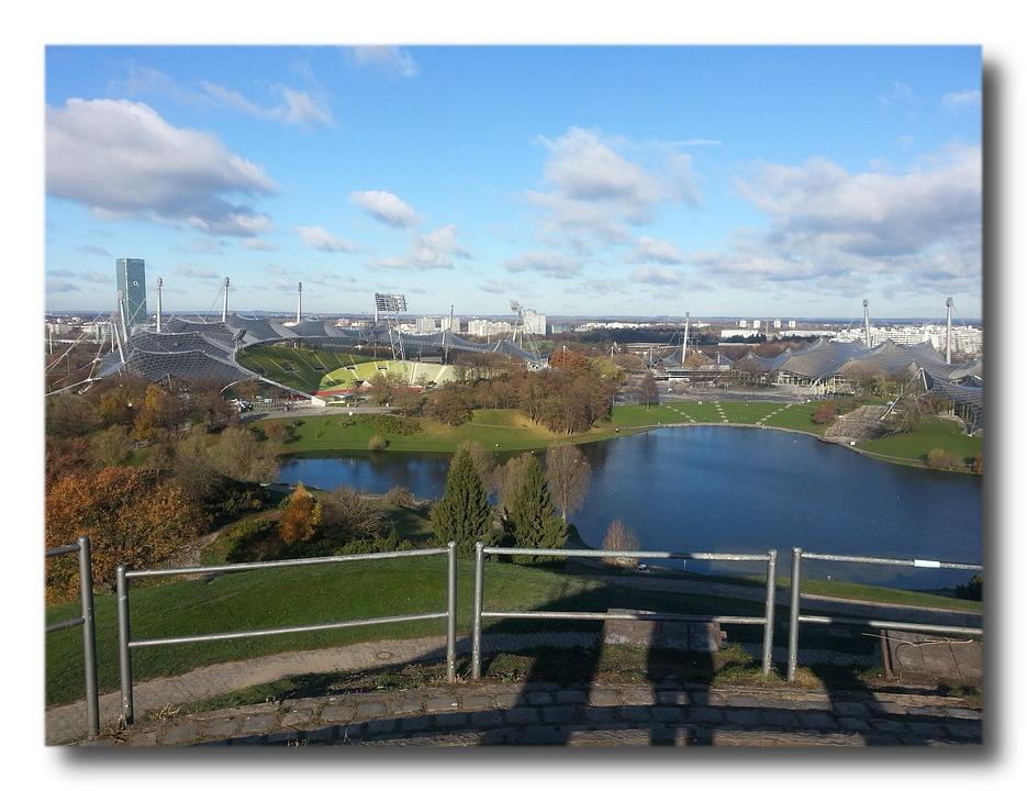 Olympic Stadium, Munich, Olympic Park, Stadium