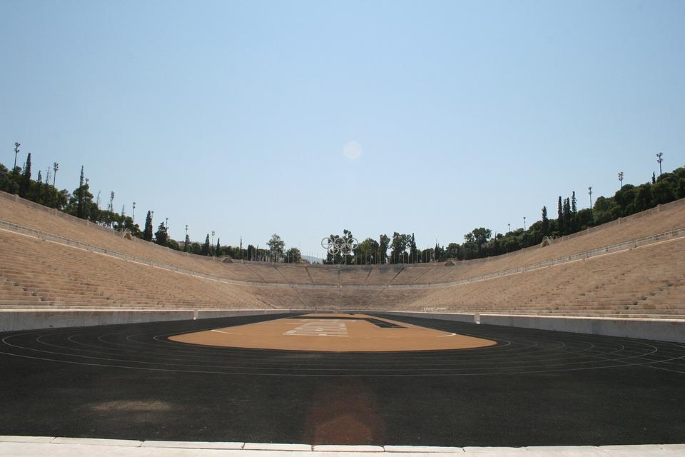Greece, Athens, Olympics, Games, History, Stadium
