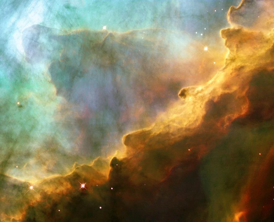 Omega Nebula, Messier 17, Ngc 6618, Emission Nebula