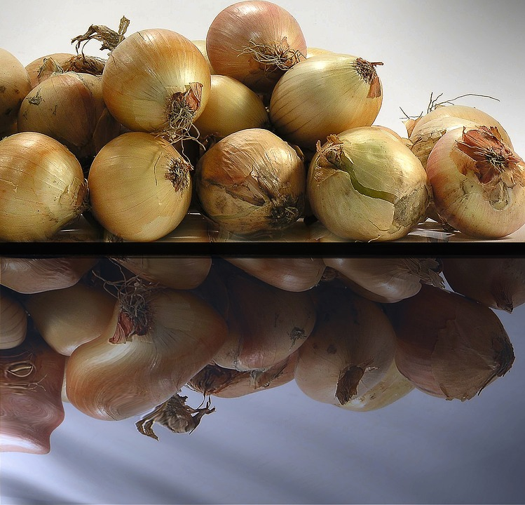 Onion, A Vegetable, Spice, The Maturity Of The, Variety