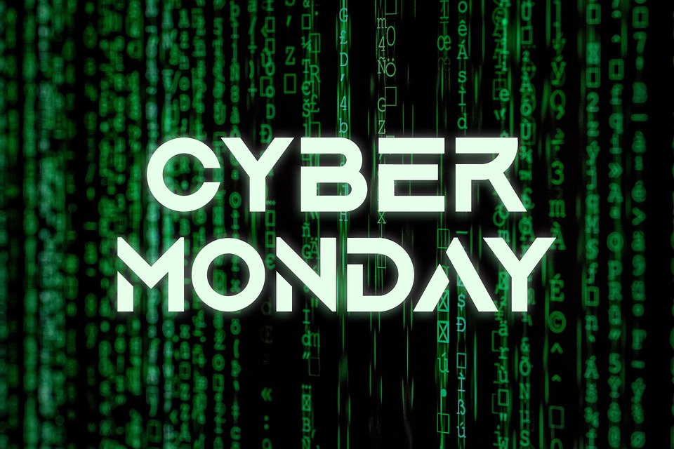 Cyber Monday, Online, Cyber, Ecommerce, E-commerce
