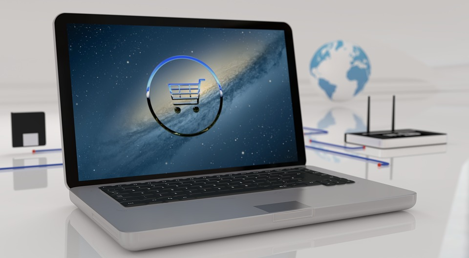 Ecommerce, Online, Shopping, Marketing, Technology