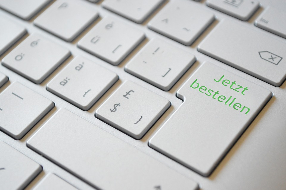 Order Now, Keyboard, Enter, Button, Online, Www, Shop