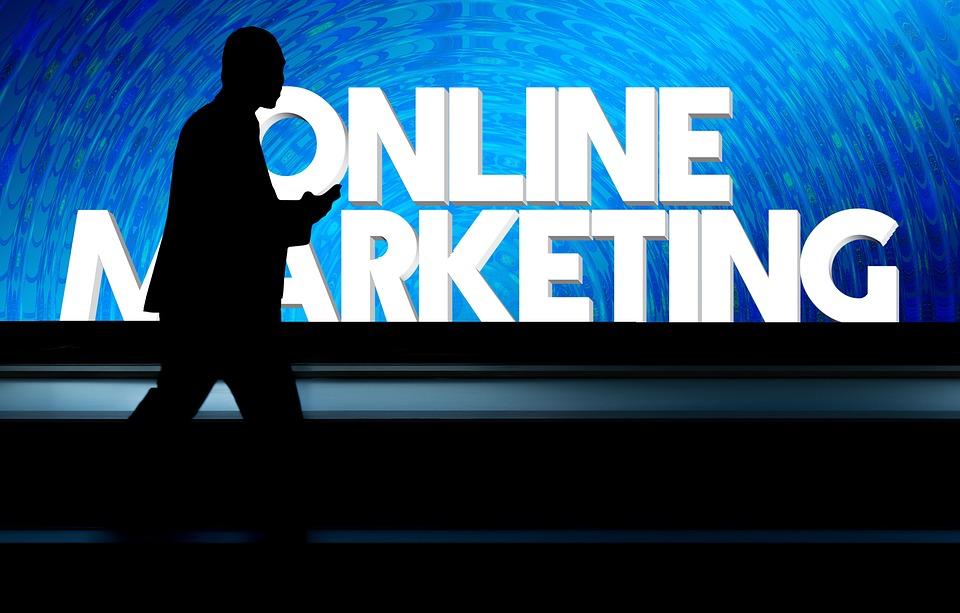 Presentation, Training, Online Marketing, Man