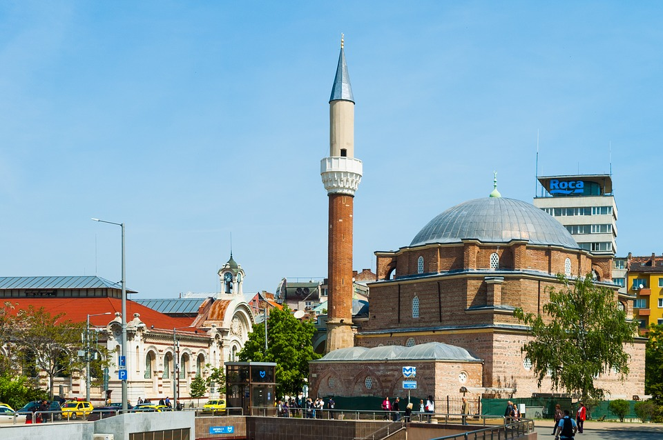 Mosk, Sofia, Bulgaria, Only Active Mosk, Constantinople