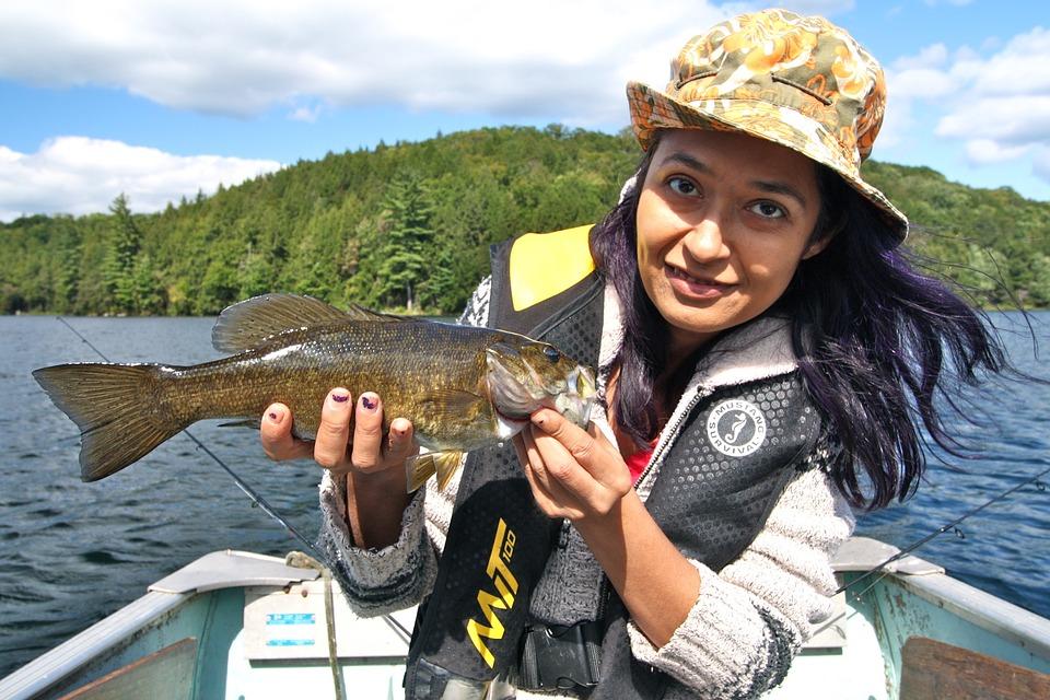 Fishing, Bass, Ontario, Smallmouth, Smallmouth Bass