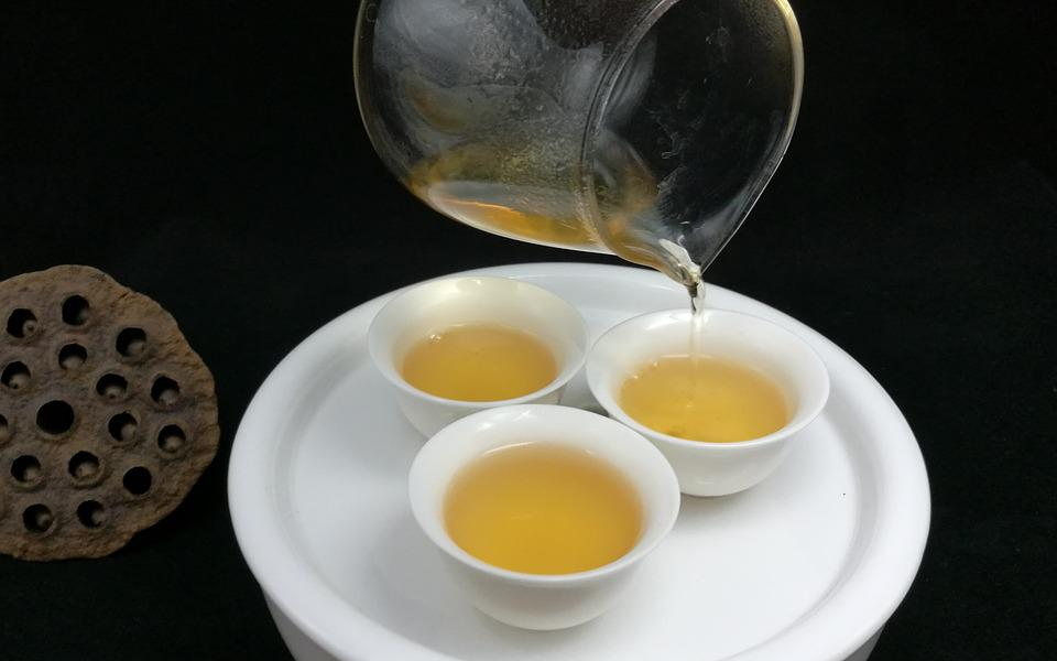 Single Clump Tea, Duck Shit Aroma, Oolong Tea
