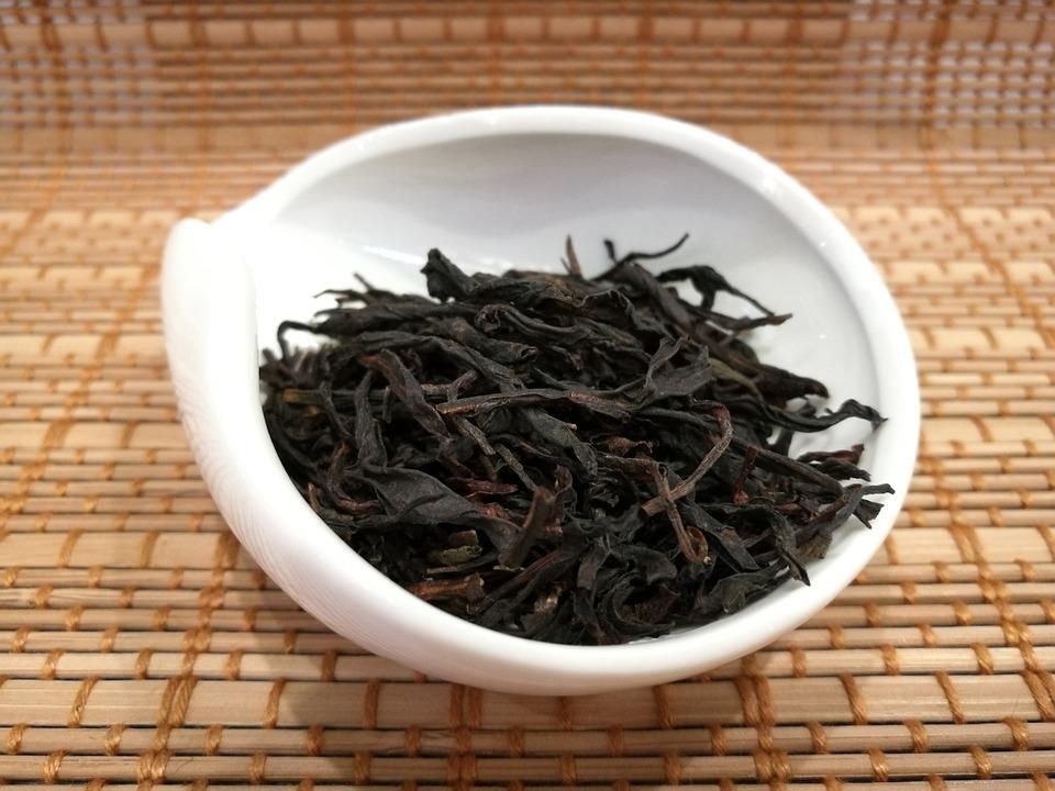 Single Clump Tea, Oolong Tea, Areas Fragrance