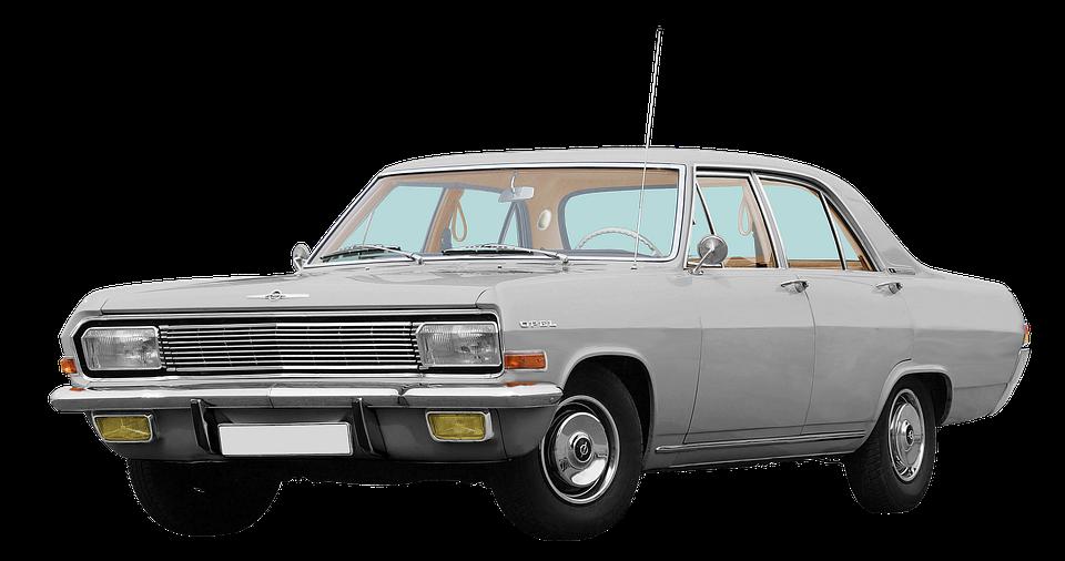 Adam Opel Ag, Opel, Captain A, 4türig, Years 1964-1968