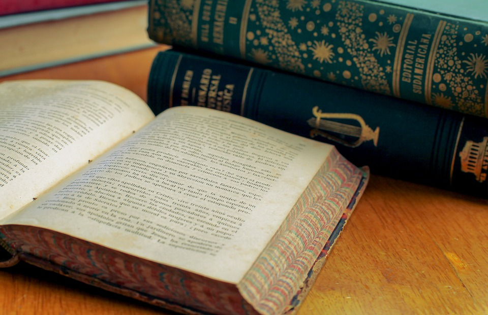 Culture, Open Book, Hardcover, Printing, Books