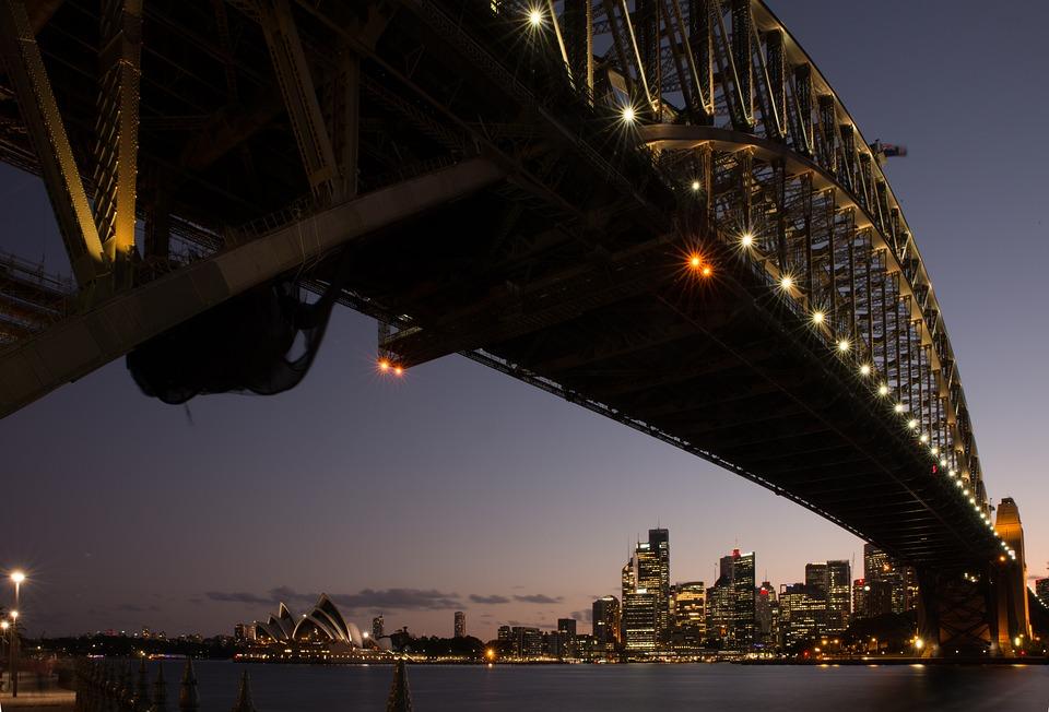 Bridge, Opera House, Sydney, Opera, Australia