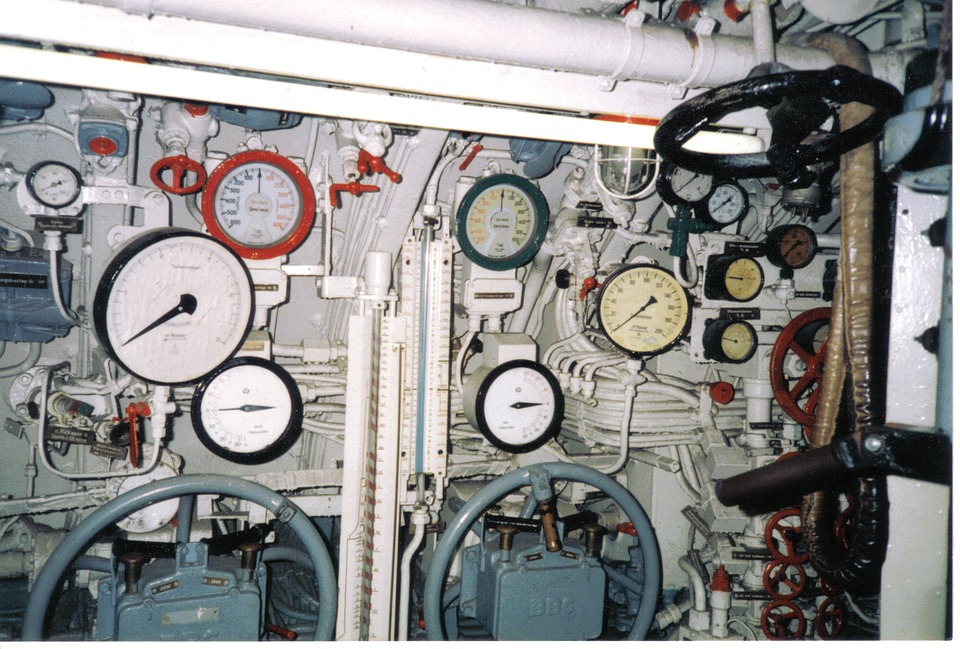 U Boat, Equipment Column, Operational Monitoring