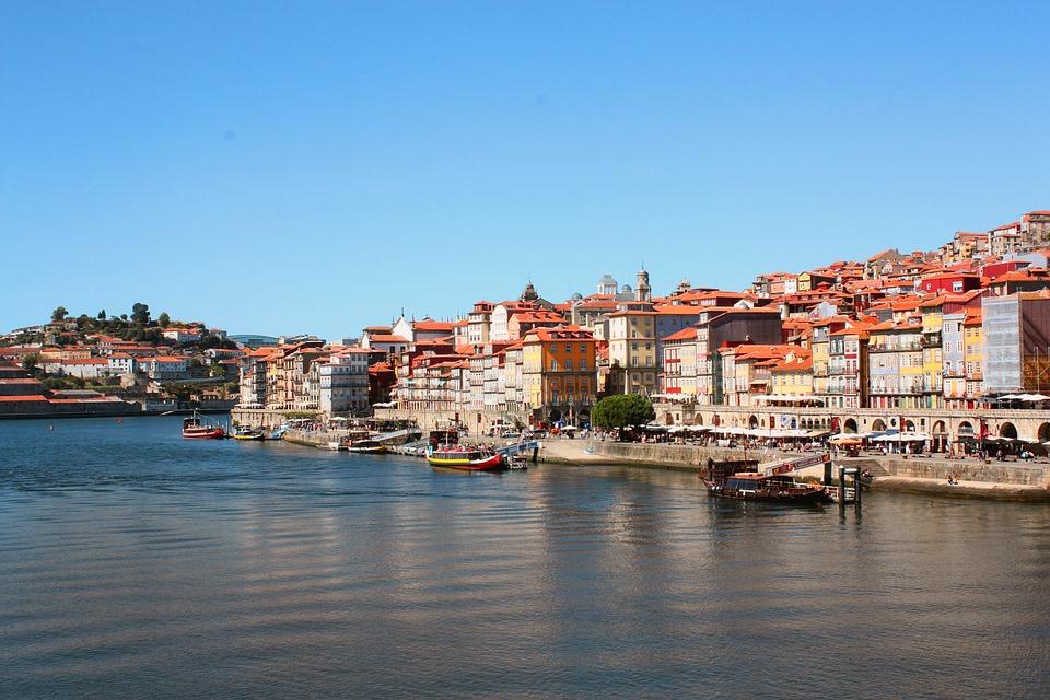 Porto, Oporto, Portugal, Portuguese, River
