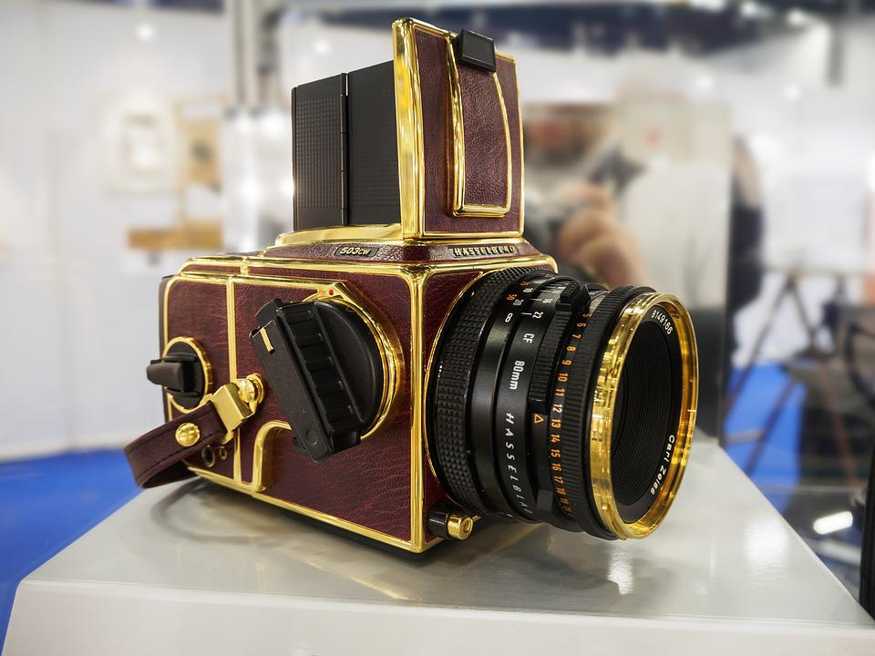 Hasselblad, Carl Zeiss, Vintage, Optics, Photography