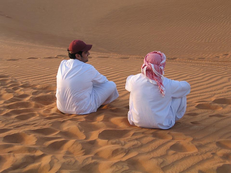 Desert, Dubai, Friends, Arab, Dunes, Orange, Arabia