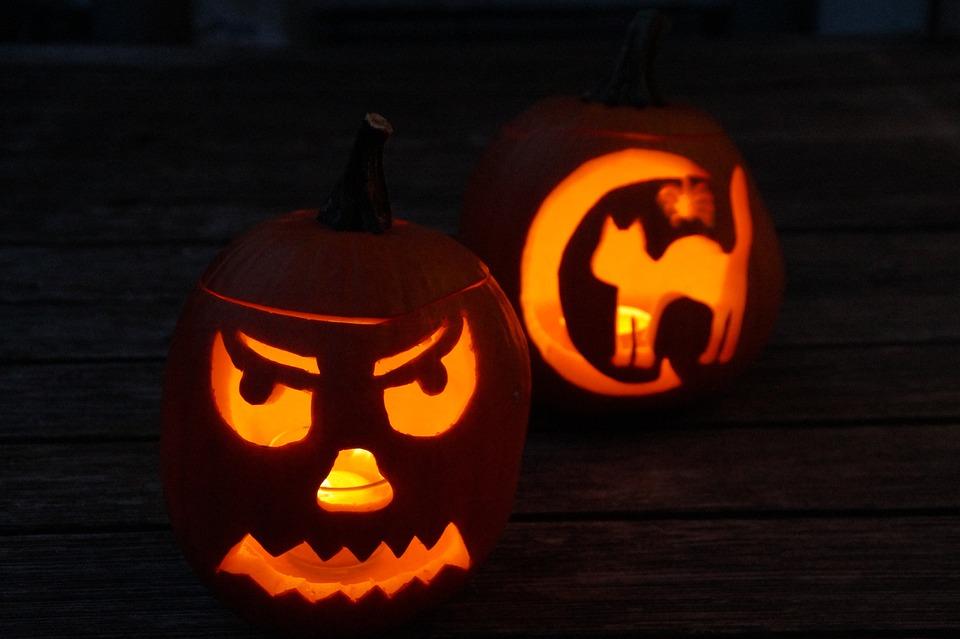 Pumpkin, Halloween, Autumn, Orange, Vegetables