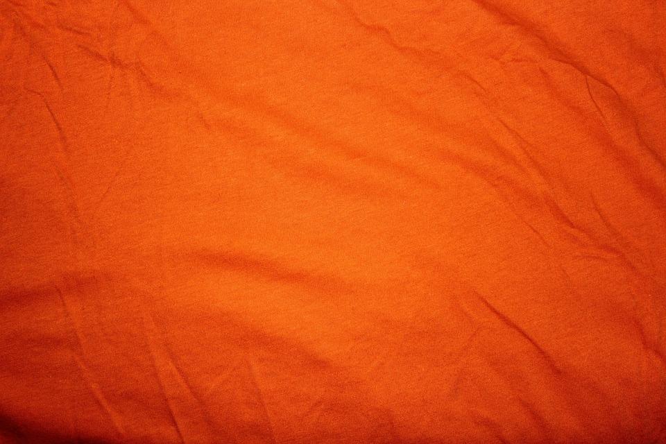 Free photo Orange Cloth Design Fabric Sheet Fashion Clothing Max Pixel