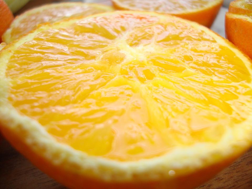 Orange, Juice, Color
