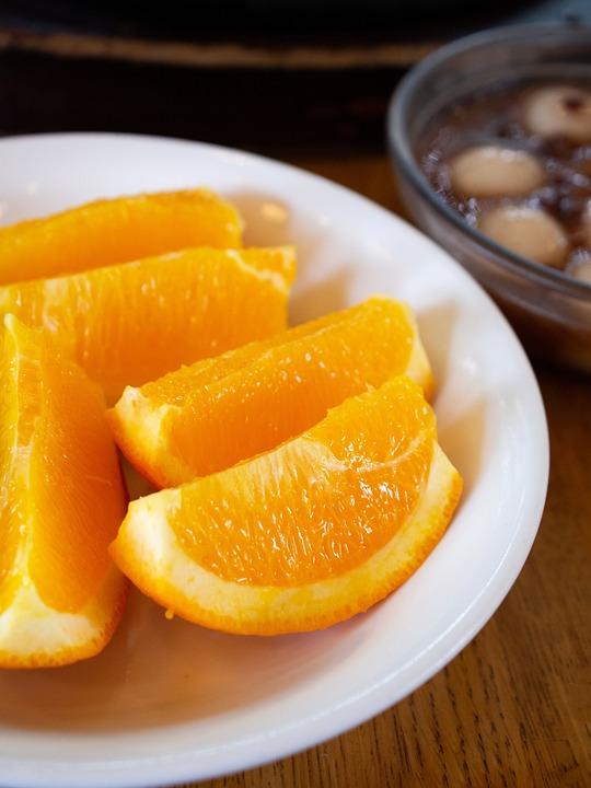 Diet, Table, Orange, Food, Restaurant, Cuisine