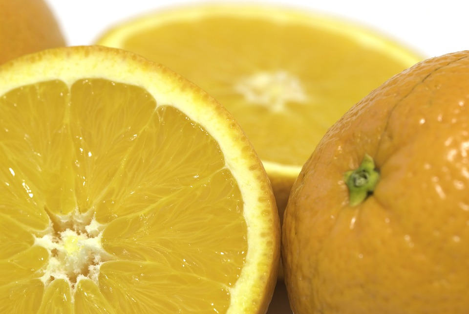 Orange, Fruit, Food