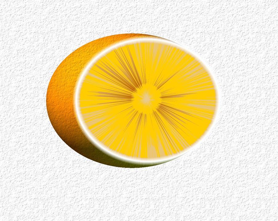 Orange, Citrus, Fruit