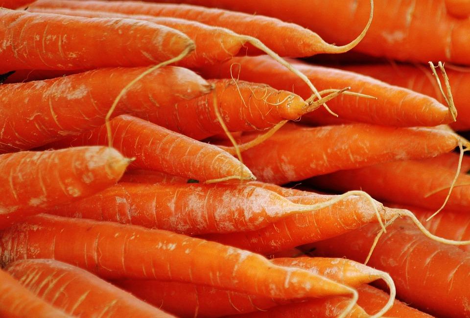 Carrots, Vegetables, Food, Orange, Plant, Healthy