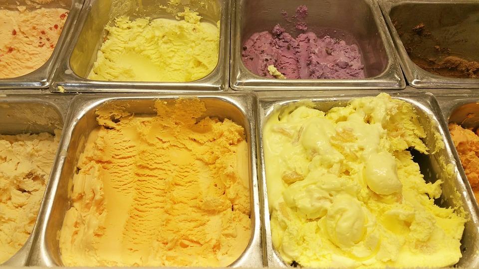 Desert, Dinner, Dish, Fun, Ice Cream, Lunch, Orange