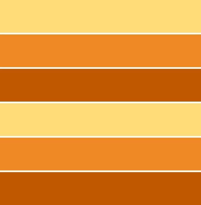 Rust, Orange, Tan, Brown, Stripes, Bands, Striped