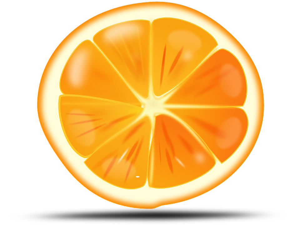 Oranges, Citrus, Sliced, Fruit, Juicy, Ripe, Healthy
