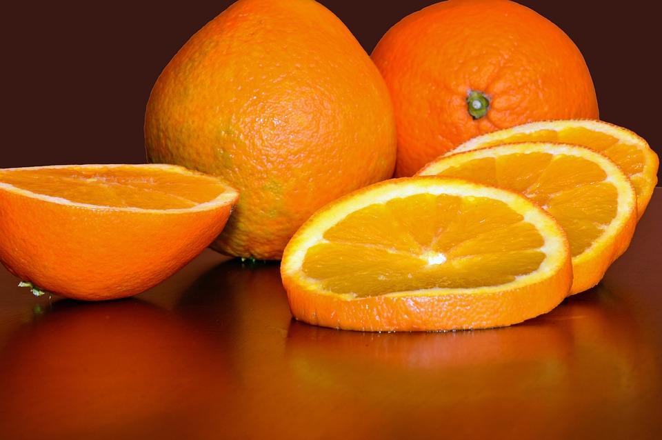 Oranges, Fruits, Fruit, Tropical Fruits, Vitamins