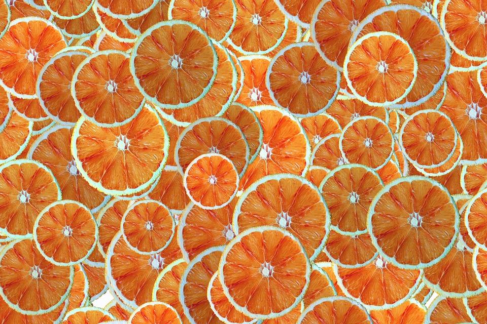 Oranges, Background, Texture, Pattern, Wallpaper