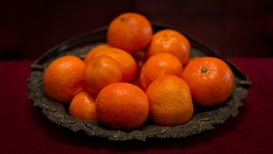 Oranges, Fruit, Vitamins, Healthy, Food, Delicious
